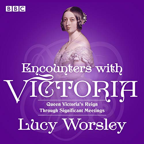 Encounters with Victoria  By  cover art