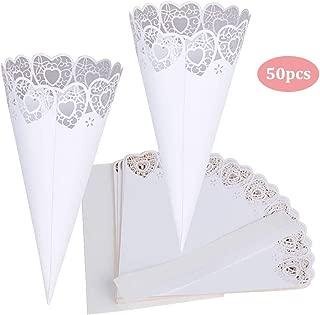 Best rice paper confetti bulk Reviews