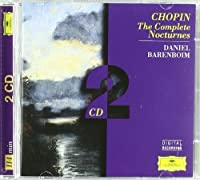 Chopin : The Complete Nocturnes by Frederic Chopin (1998-06-09)