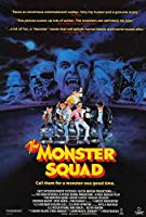 The Monster Squad映画ポスター27 x 40、メアリー・エレン・トレイナー、Andre Gower、A、Made in the U。S。A。