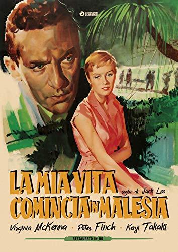 La Mia Vita Comincia In Malesia  (Restaurato In Hd) [Italia] [DVD]