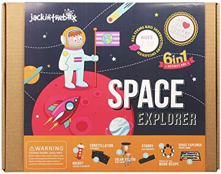 Save Upto 33% on Jackinthebox Science Kits and Craft Kits