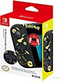 HORI Joy-Con D-Pad (Pikachu Black & Gold Edition) - Ufficiale Nintendo e Pokémon - Nintendo Switch