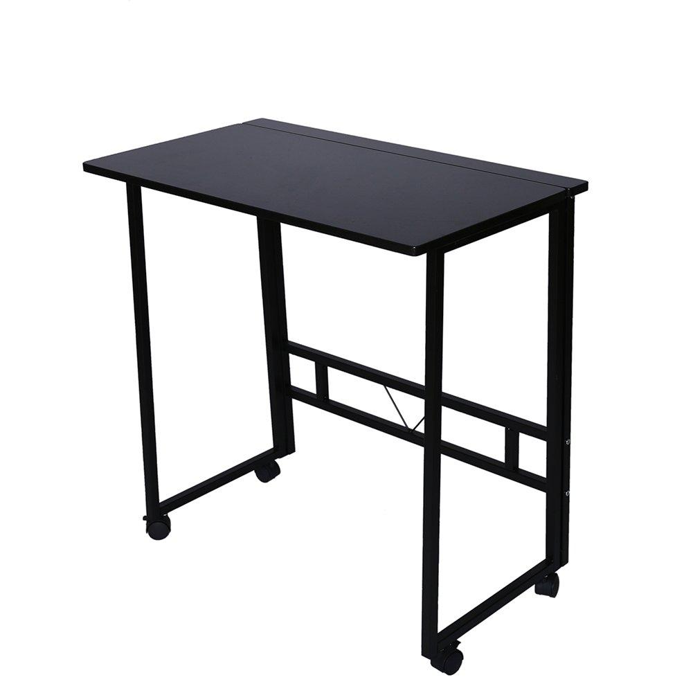 desk on wheels amazon com rh amazon com desk with wheels office depot desk with wheels ikea