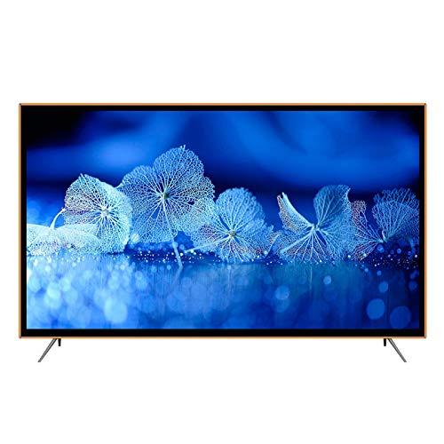 XFF TV LCD HDR 4K de Red Inteligente a Prueba de Explosiones, 50,55,60,65,70,80 Pulgadas, Protección Ocular con Tecnología Anti-luz Azul, Amplio Ángulo de Visión 178°, Televisión Ultradelgada