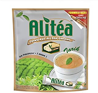 Alitea Tongkat Ali Ginseng Instant 5 in 1 ( 18 Sachets )