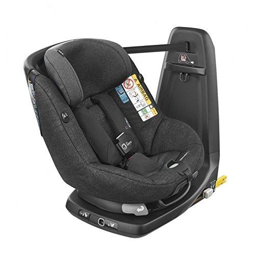 Seggiolino Auto Bebe Confort AxissFix Air Nomad Black