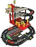 Bburago  - 31204 -  Véhicule Miniature -  Ferrari -  Garage 1 Voiture
