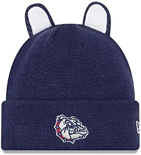 New Era Toddler Cozy Cutie Gonzaga University Bulldogs Knit Beanie