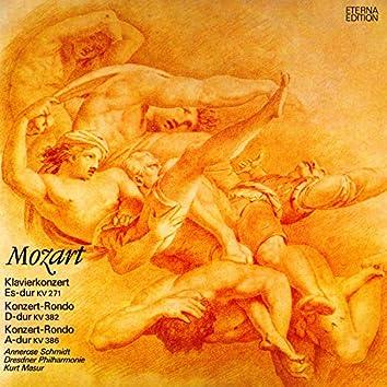 Mozart: Klavierkonzerte No. 9 & Konzert-Rondo