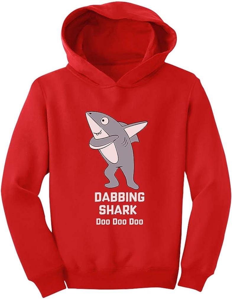 Dabbing Dancing Shark Funny Dub Gift Toddler Hoodie Tstars