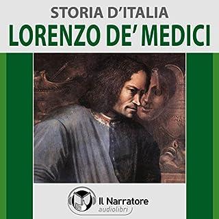 Lorenzo de' Medici copertina