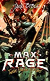 Max Rage: Twelve Punches To Mars! (English Edition)