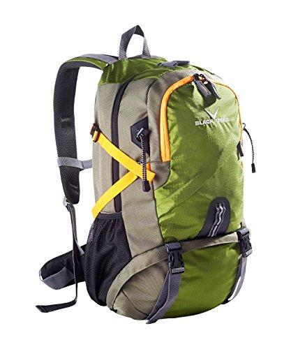 Black Crevice Hiking Rucksack, 35 L, Trekking, Outdoor, Backpack, grün