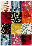 ABC Gioia B Tappeto, Multicolore, 160 x 230 cm