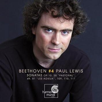 Beethoven: Piano Sonatas, Vol.4