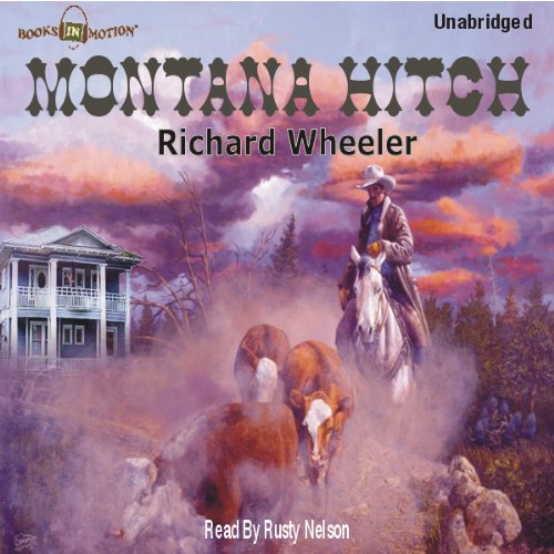 Montana Hitch audiobook cover art