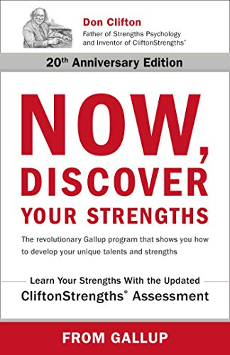 Now, Discover Your Strengths (English Edition)