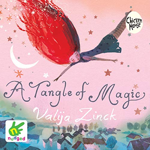 A Tangle of Magic audiobook cover art