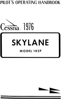 Pilot's Operating Handbook Cessna 1976 Skylane Model 182P
