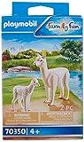 Playmobil - Family Fun Alpaca with Baby