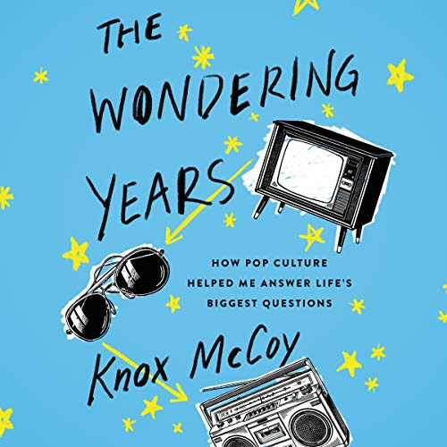 The Wondering Years audiobook cover art
