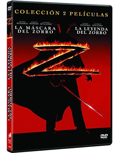 El Zorro 1-2 (DVD)