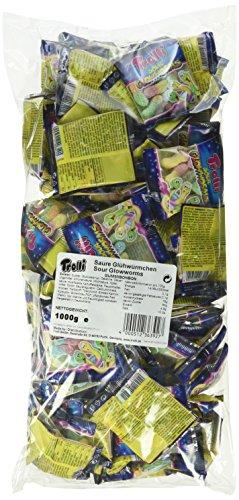 Trolli Saure Glühwürmchen, 3er Pack (3 x 1 kg)