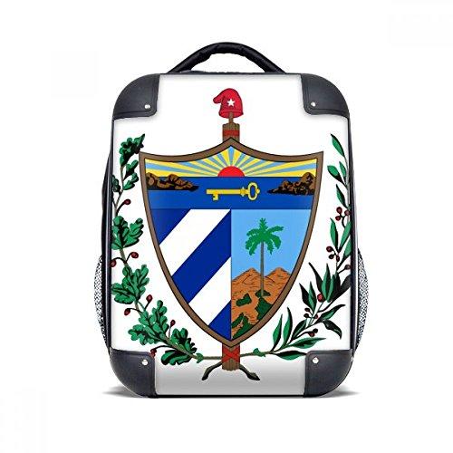 DIYthinker Kuba National Emblem Land Hard Case Schulter Kind-Rucksack-Geschenk 15
