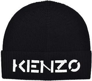 Kenzo Mens Logo Beanie O/S Black