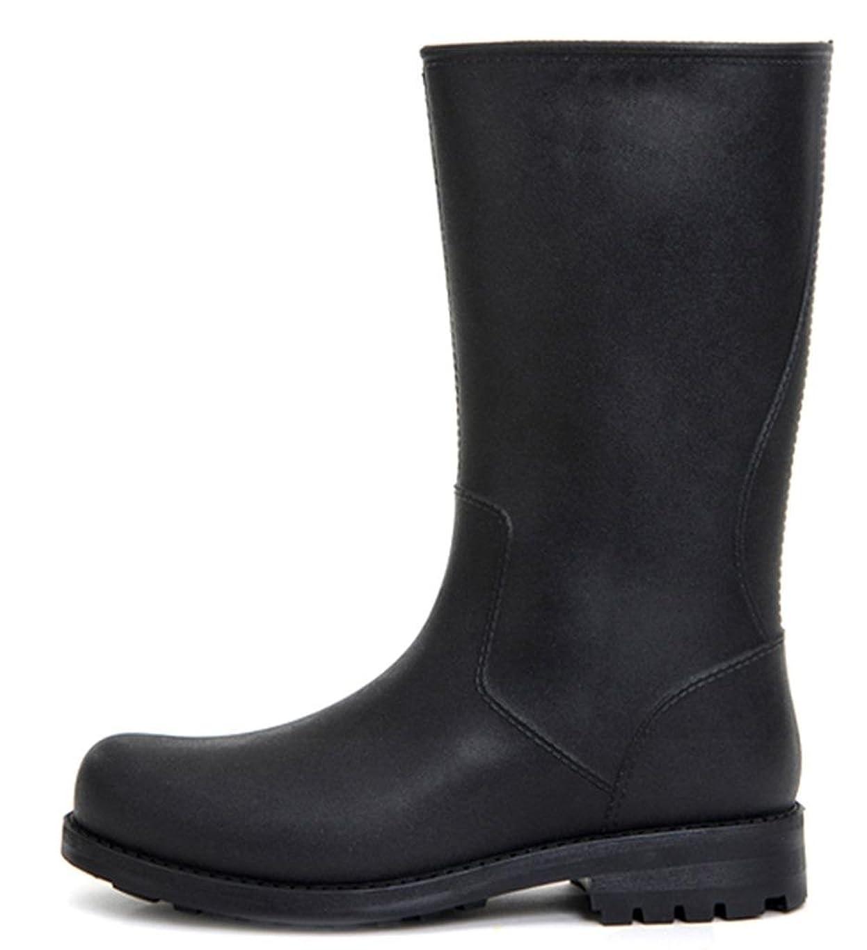 スクラップ序文交流する[Sfcsfly] レインシューズ カジュアル 男女兼用 シューズ 滑り止め レイングッズ 雨靴 ブーツ 作業靴 PVC
