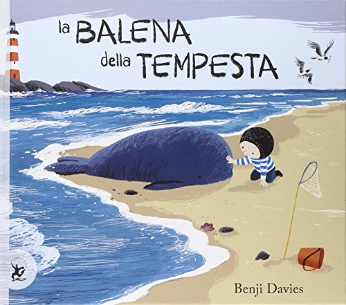 La balena della tempesta. Ediz. illustrata (Picture books) (Tapa dura)