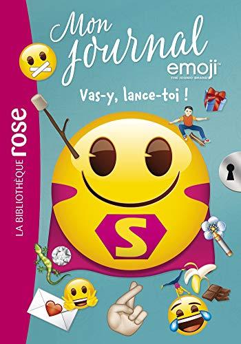 Mon journal emoji, Tome 9 : Vas-y, lance-toi ! (La Bibliothèque Rose)