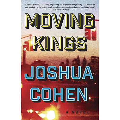 Moving Kings audiobook cover art