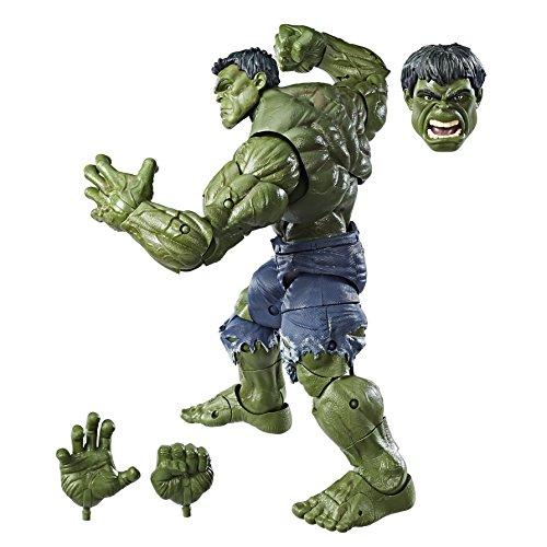 Marvel Legends Baby Alive Figura Hulk, Multicolor (Hasbro C1880EU4)