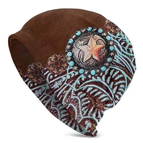 shenguang Sombrero de Beanie Stylish Warm Hat Color Beanie for Hip Hop Cap Rock Casual Men Hat