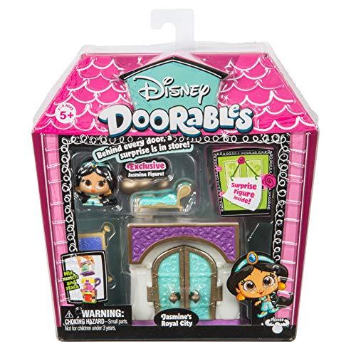 Disney Doorables Mini Stack Playset - Jasmine's Royal City