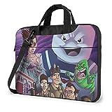 Funda para portátil Ghostbusters Tablet maletín Ultraportable Lona protectora para MacBook Pro/MacBook Air/Notebook Computer