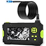 Best Inspection Cameras - Industrial Endoscope, uniwood Endoscope Camera 1080P HD 4.3' Review
