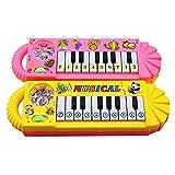 Baby Kinder Musikalische Klavier Frühen Lernspiel Instrument Developmental Spielzeug, Mein Erstes Spielzeug Instrument, das Klavier!...