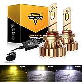 Auxbeam 9005 HB3 H10 Led Fog Light Bulbs,...