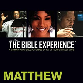 Inspired By...The Bible Experience: Matthew cover art