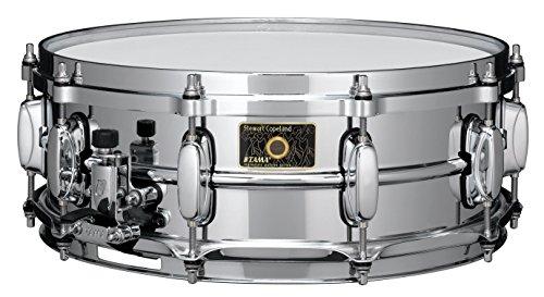 TAMA Snare Drum, Silver (SC145)