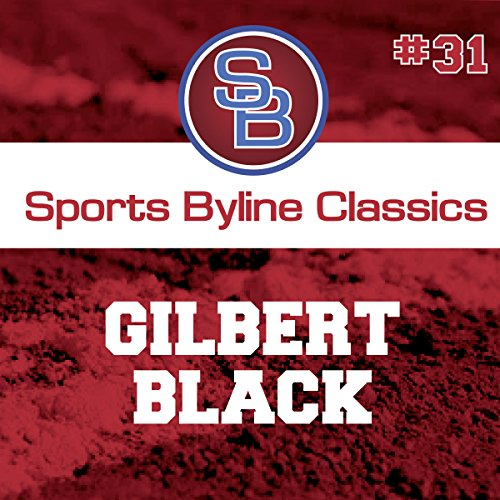 Sports Byline: Gilbert Black copertina