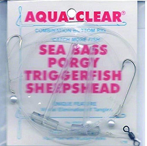 Aqua Clear SP-26P Hi/Lo Rig Sea Bass