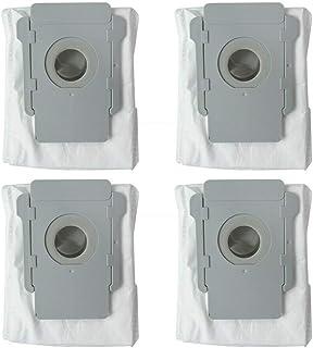 Gaoominy Paquete de 6 Bolsas de Vac/íO para Roomba I7 I7 // I7 Plus E5 E6 Piezas de Repuesto para Eliminaci/óN de Suciedad de Base Limpia