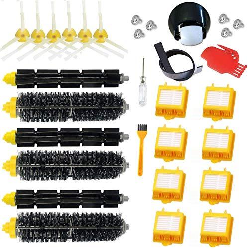 Supon Accesorios de repuestos de robot para robot 790 782 780 776 774 772 770 760 Juego de reemplazo de filtro de cepillo serie 700(00419)