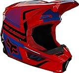 Fox Yth V1 Oktiv Helmet Red Ym