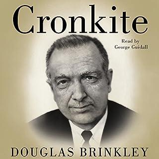 Cronkite audiobook cover art