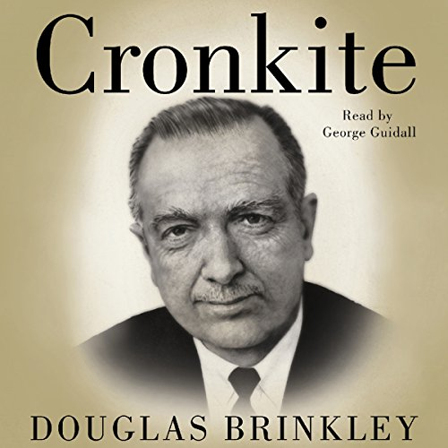 Cronkite audiobook cover art